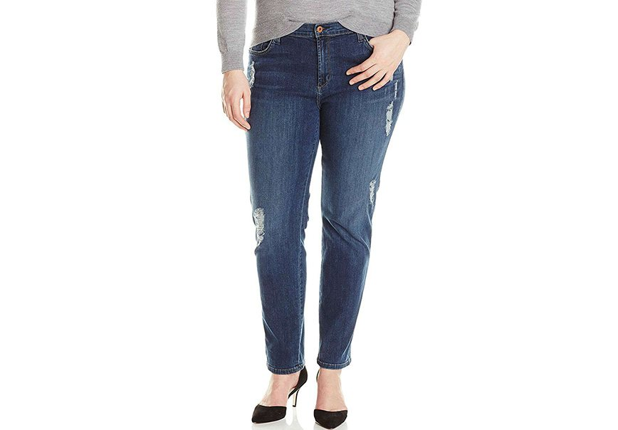 Best Jeans for Apple Shape