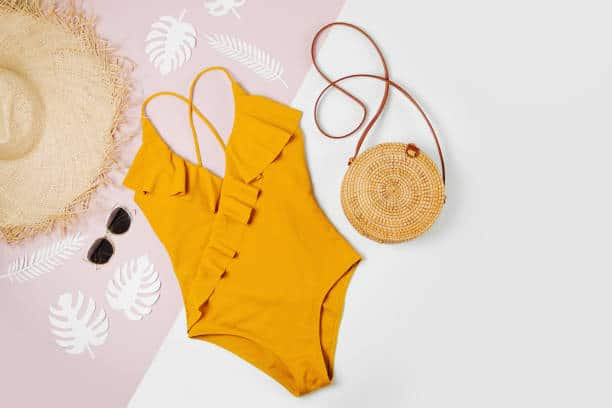 Best Bathing Suits To Hide Back Fat